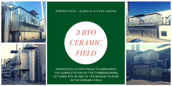 3 RTOs in the Ceramic field