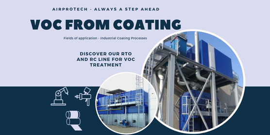 VOC FROM COATING