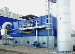 rto Regenerative thermal oxidizers
